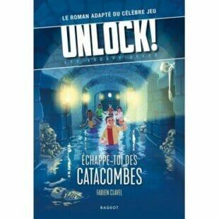 Roman Unlock! Escape Geeks – Echappe-toi des Catacombes