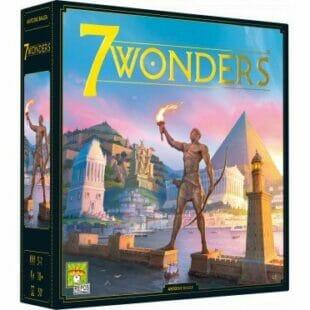 Règle express : fiche résumé 7 Wonders, édition 202014/12/2020