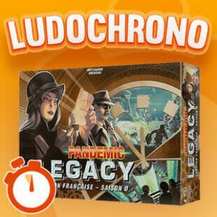 LUDOCHRONO – Pandemic Legacy : Saison 0