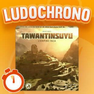 LUDOCHRONO – Tawantinsuyu – L'empire Inca