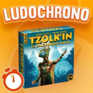 LUDOCHRONO – Tzolk'in – Le Calendrier Maya