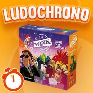 LUDOCHRONO – Wink – Nid d'espions