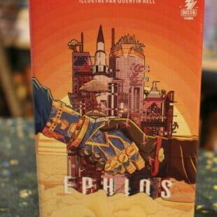 Zoom sur Ephios : L'Union des Alliances
