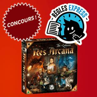 Concours Spécial Res Arcana + Extension !