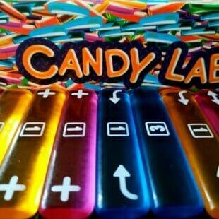 Candy Lab – Sur les pas de Willy Wonka
