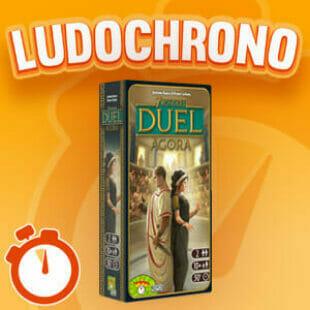 LUDOCHRONO – 7 Wonders Duel – Agora