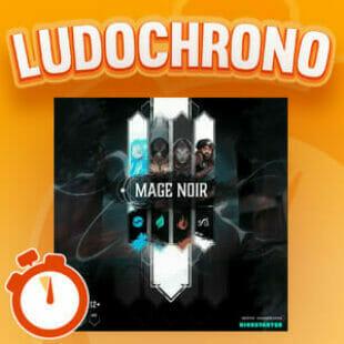 LUDOCHRONO – Mage Noir