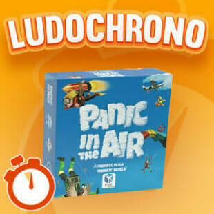 LUDOCHRONO – Panic in the air