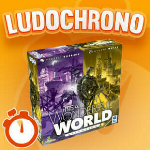 LUDOCHRONO – It's a Wonderful World – Corruption et Ascension