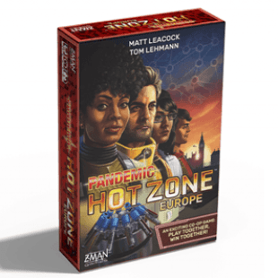 Un Pandemic: Hot Zone – Europe annoncé