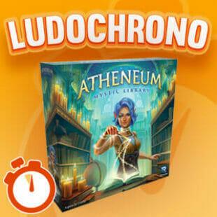 LUDOCHRONO – Atheneum : la Libraire Mystique