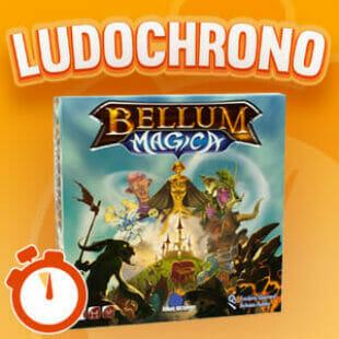 LUDOCHRONO – Bellum Magica