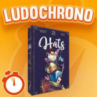 LUDOCHRONO – Hats