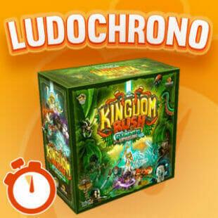 LUDOCHRONO – Kingdom Rush: Elemental Uprising