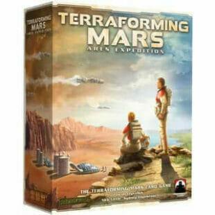 Terraforming Mars : Ares Expedition – Retour sur la planète rouge