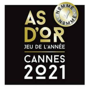 As d'or 2021 : Les jeux sélectionnés