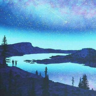 Parks Nightfall : Des étoiles plein les yeux ?