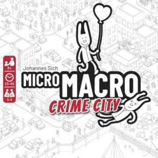 MicroMacro Crime City, la ville où vous aimerez vous perdre