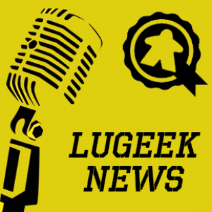 [LUGEEK NEWS #139] CETTE SEMAINE EN 5 MINUTES (29/03/2021)