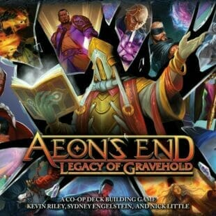 Aeon's End: Legacy of Gravehold (2021)