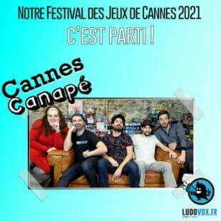 Cannes Canapé – FIJ 2021 – Le lancement !