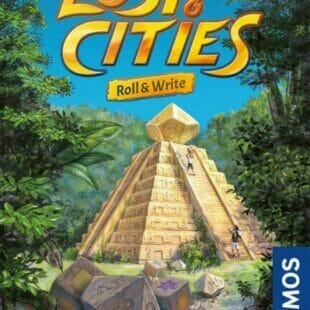 Lost Cities: Roll & Write (2021)