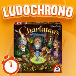 LUDOCHRONO – Charlatans de Belcastel : Les alchimistes
