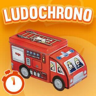LUDOCHRONO – PinPon Les pompiers