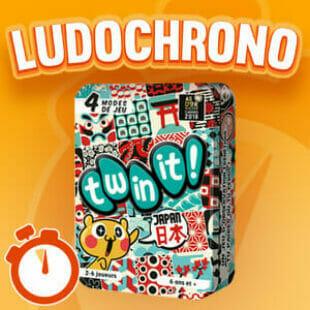 LUDOCHRONO – Twin It Japan