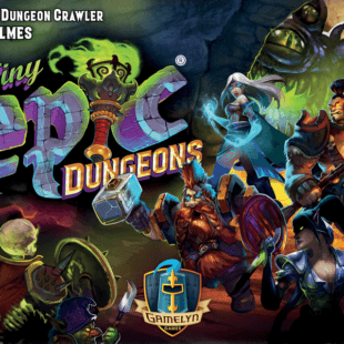 Tiny Epic Dungeons (2021)