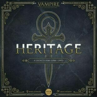 Vampire the Masquerade: Heritage – le Legacy Royal Canine