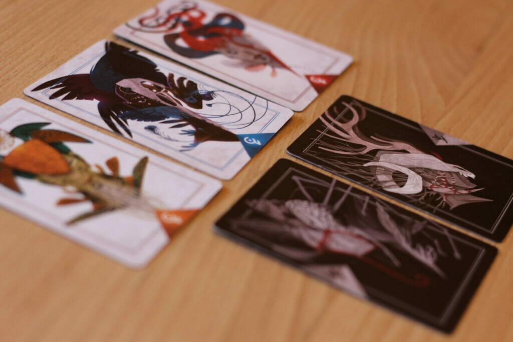 Shamans - cartes rôle