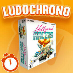 LUDOCHRONO – Hollywood Racers
