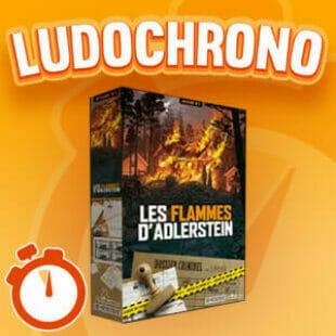 LUDOCHRONO – Les flammes d'Adlerstein