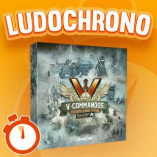 LUDOCHRONO – V Commandos Ghost