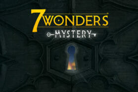 7 wonders mystery : Repos production lève le voile