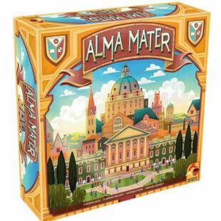 Alma Mater : un jeu trop scolaire ?
