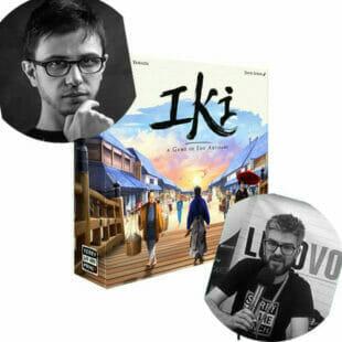 IKI : Entretien avec Matthieu Verdier et David Sitbon