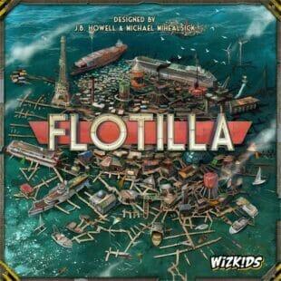 Flotilla : le jeu sans dessus dessous ?