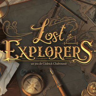 Lost Explorers : À la recherche du QR Code perdu