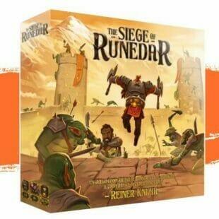 The Siege of Runedar (2021)
