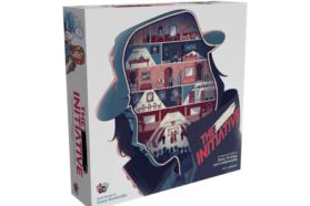 The Initiative, le premier jeu Unexpected Games, la maison de Corey Konieczka