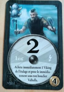 Carte personnage Leif