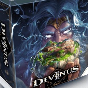 Après Destinies, Divinus annoncé par Lucky Duck Games