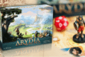 Arydia de Cody Miller arrive enfin sur Kickstarter