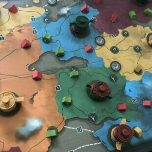 Iwari – Le retour du Kardinal