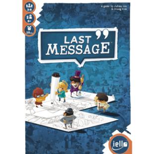 Last Message, le prochain jeu de communication et d'observation de Iello