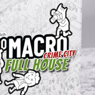 MicroMacro: Crime City la suite prévue en VF pour le 10 septembre