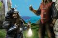 Pandoria Merchants, des tuiles aux dés