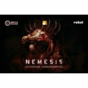 Nemesis : Carnomorphs